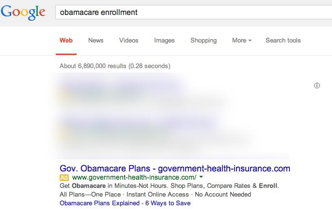 BankRate (RATE) Obamacare Website